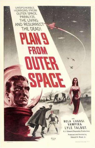 Extraterrestres invasores Plan-9-from-outer-space