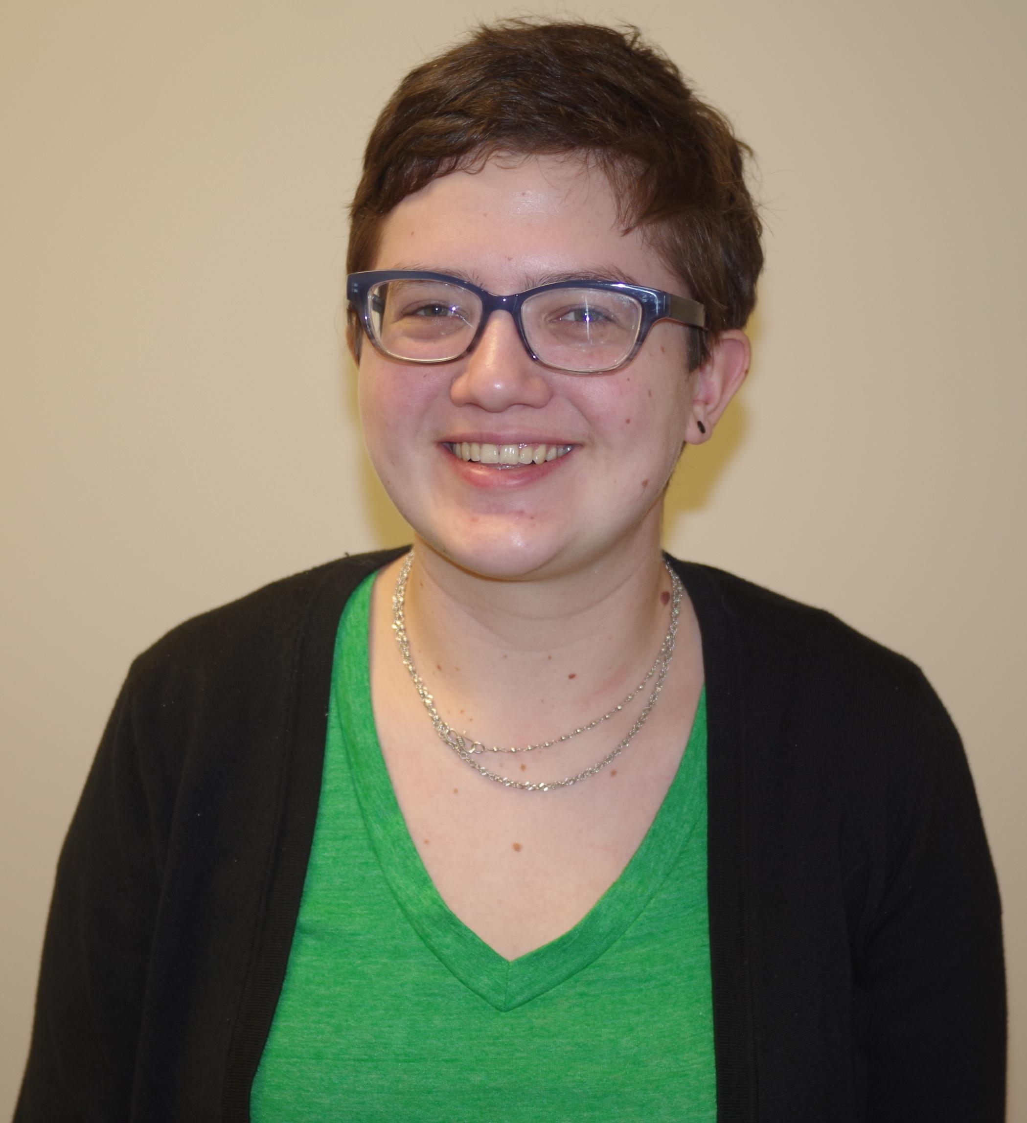 Marie Vasek - Computer Science